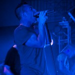 Dillinger Escape Plan - band live at the 930 Club in Washington DC on Nov 27, 2011