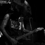 Gallows - band live at Altar Bar in Pittsburgh on Nov 25, 2011