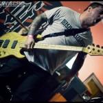 Hundredth - band live at Broad St. Ministries in Philadelphia on Nov 25, 2011 by Dante Torrieri