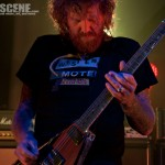 Mastodon - band live at 930 Club in Washington DC on Nov 27, 2011