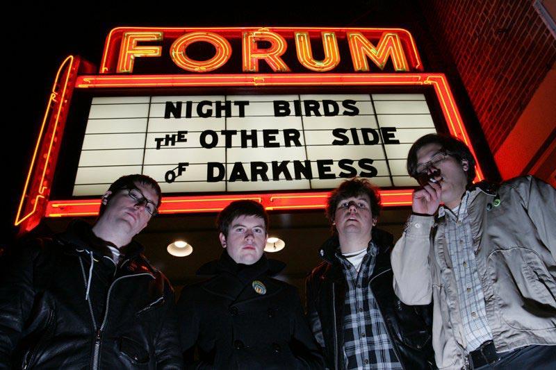 Night Birds - Full Band