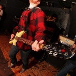 Rock Bottom - Band live at The Barbary in Philadelphia on December 4, 2011