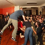 Sick Of It All - live at Broad St Ministries in Philadelphia on November 25, 2011 by Anne Spina