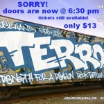 Terror - Philly Hardcore Shows poster