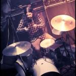 The Body - band live at Johnny Brenda's in Philadelphia on Dec 12, 2011