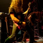 Red Fang - band live at the 930 Club in Washington DC on Nov 27, 2011