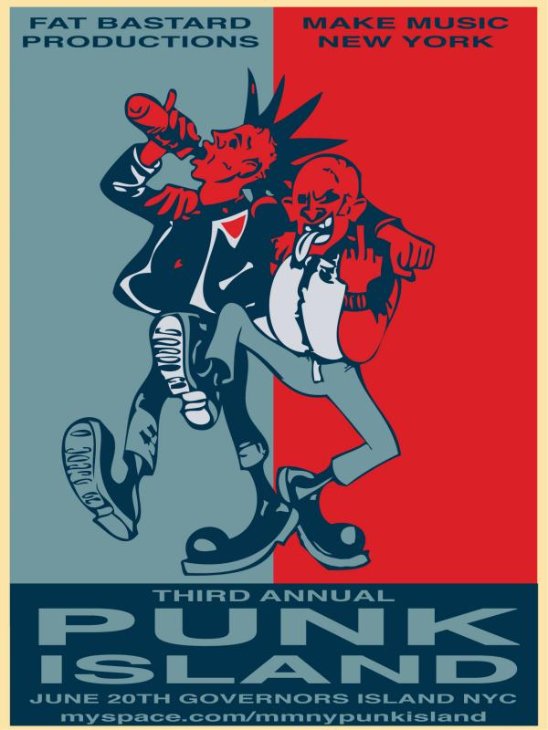 punk island 2010