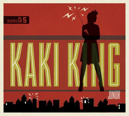 Kaki King on Blow The Scene