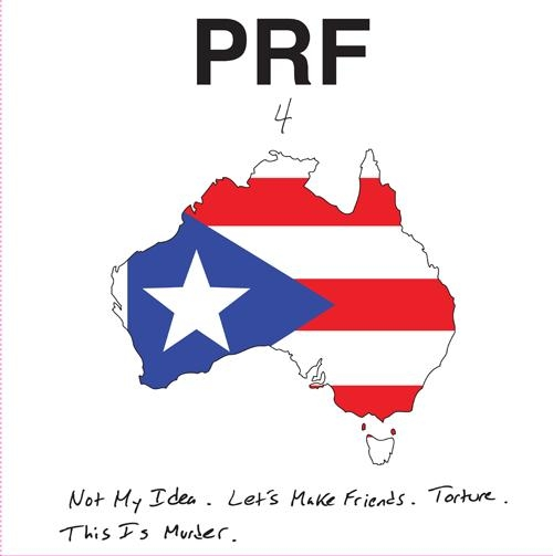 Puerto Rico Flowers Album Art