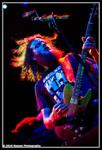 Aaron Turner Live in DC June 16, 2010