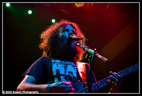 Aaron Turner of Isis Live in Washington DC  June 16, 2010