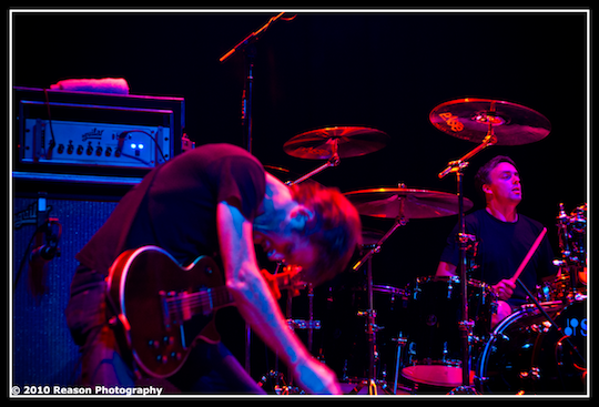 Isis Live in Washington DC June 16, 2010 on their final tour with special guest Melvins