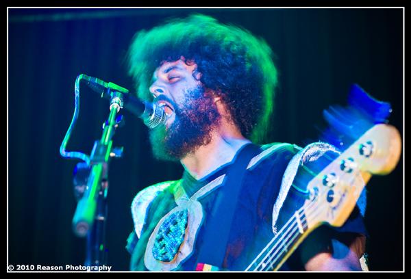 Melvins Jared Warren Live in Washington DC June 16, 2010