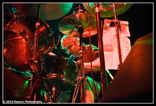 Melvins Live Picture Washington DC June 16 2010