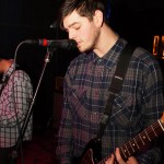 Daylight - band live at The Barbary in Philadelphia on Jan 14, 2012