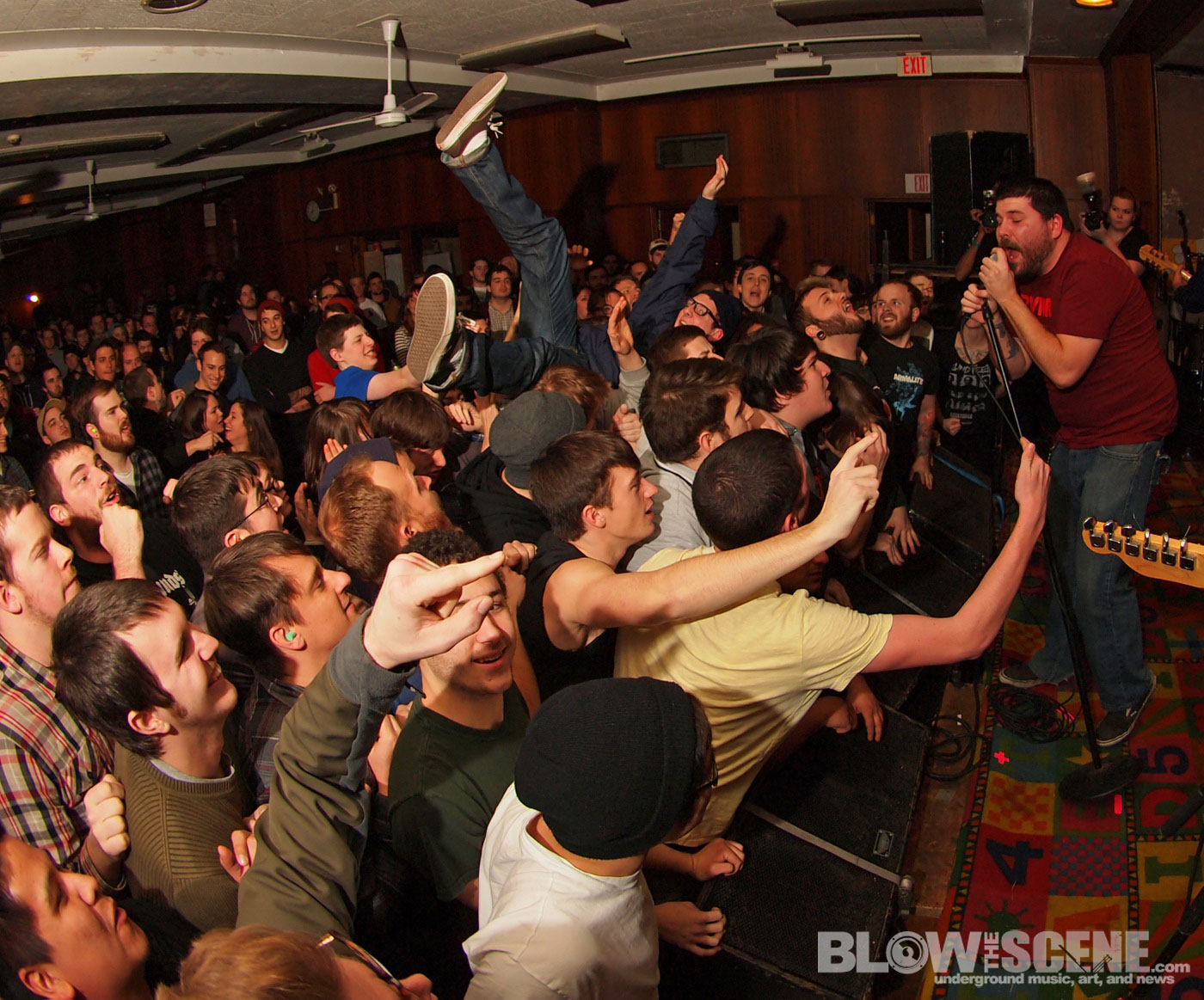 Lifetime Title Fight Iron Chic Philly Photo Gallery