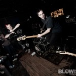 Leftover Crack - band live at The Barbary in Philadelphia on Jan 2, 2012