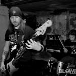 No Lessons Learned - band live at Cloud City House on Jan 6, 2012