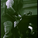 Skeletonwitch live at Jonnhy Brendas in Philly on Oct 11, 2011 by Dante Torrieri