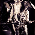 Steel Panther - band live at The TLA in Philadelphia on Jan 5, 2012
