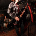 Trainwrecker - band live at The Barbary in Philadelphia on Jan 14, 2012