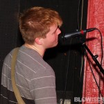 Transit - band live at The Barbary in Philadelphia on Jan 14, 2012