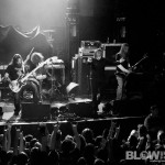 Darkest Hour - band live at The Trocadero in Philadelphia