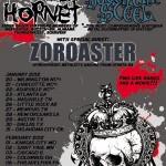 HailHornet Zoroaster Slow Southern Steel