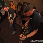 Mindset - hardcore band Live at Redwood Art Space