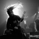 Suicide Silence - band live at The Trocadero in Philadelphia