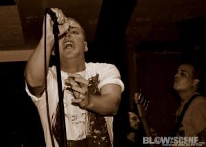 deafheaven - band live in Philadelphia