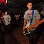 Our Side - band live at The Barbary in Philadelphia