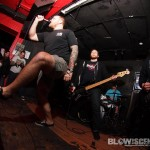 Outlast - band live at The Barbary in Philadelphia