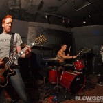 Peace - band live at The Barbary in Philadelphia