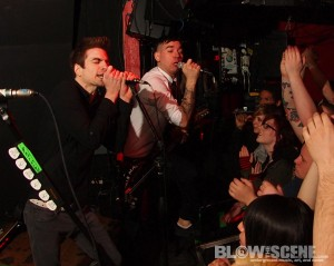 Anti-Flag - Live at The Barbary in Philadelphia on March 6, 2012