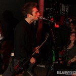 Anti-Flag - Band live at The Barbary on March 6 in Philadelphia