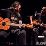 Scott Kelly and John Baizley