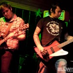 She Rides - Band Live at Kung Fu Necktie in Philadelphia on March 4
