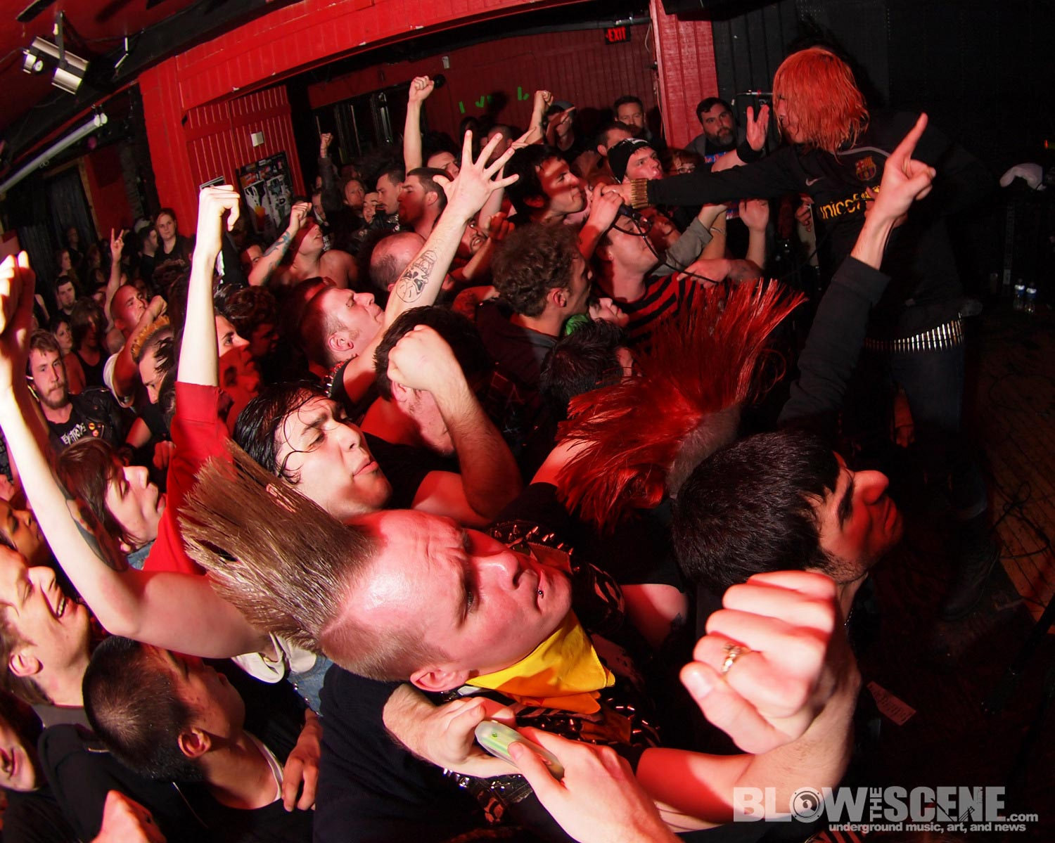 Casualties toxic holocaust night birds combat crisis philly gallery