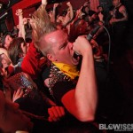 The Casualties - live at The Barbary in Philadelphia on March 15, 2012