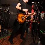 The Flatliners - Band live at The Barbary on March 6 in Philadelphia