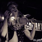 Ceremony - band live at The Barbary in Philadelphia 2012
