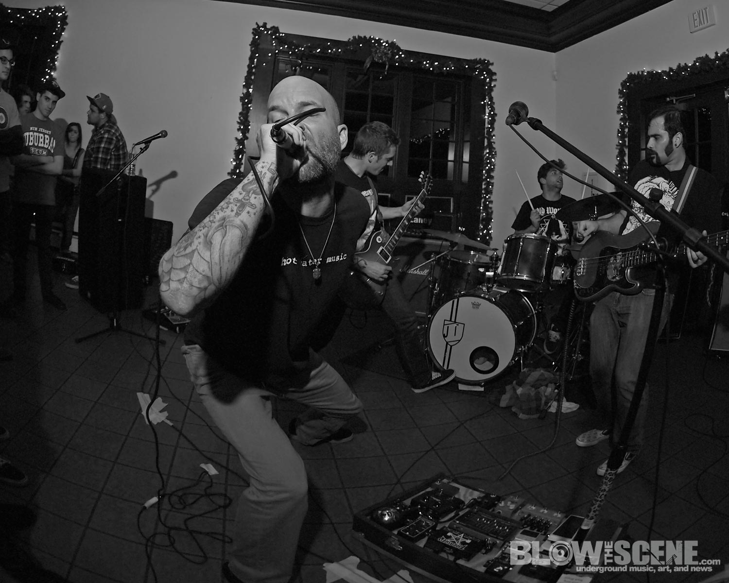 Changes - Band Live by Anne Spina Photo