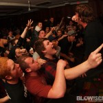 Comeback Kid - band live at First Unitarian Church in Philadelphia
