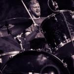 Fight Amp - band live at North Star venue in Philadelphia