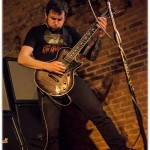 Giant Squid - band live at North Star venue in Philadelphia