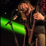 Mastodon - band live at the Electric Factory in Philadelphia on Heritage Hunter Tour