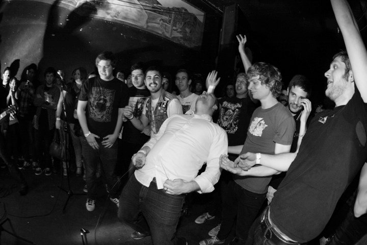 Narrows - Band Live