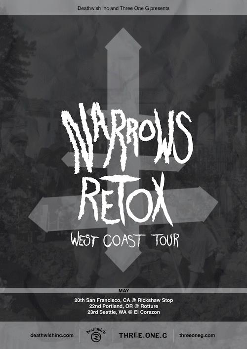 Narrows Retox Tour 2012