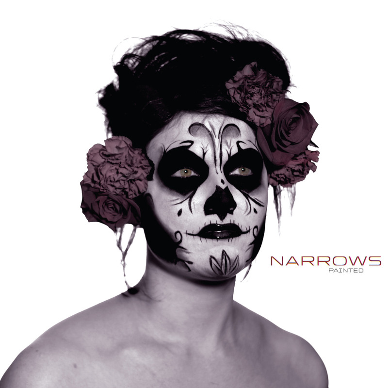 Narrows -Painted Album Cover Art